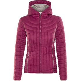 Meru Amberly Padded Jacket Damen beet red
